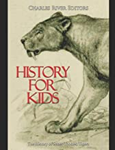 History for Kids: The History of Saber-Toothed Tigers