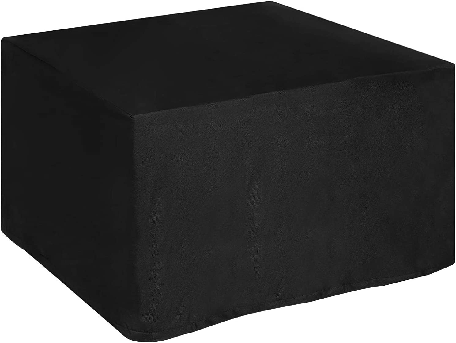 GloryShine Fire Pit Max 52% OFF Cover Recommendation Square Squ Waterproof Duty 600D Heavy