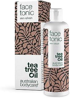 Australian Bodycare Face Tonic 150ml   Gesichtswasser für Männer & Frauen   Unreine Haut & Pickel   Gesichtstonic ohne Alkohol mit natürlichem Teebaumöl   Auch zur Pflege bei zu Akne neigender Haut