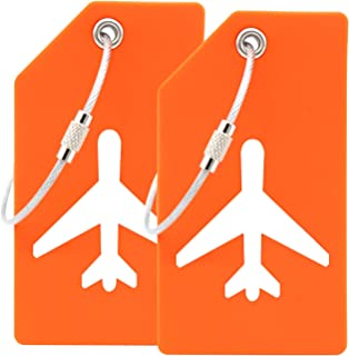 flexible luggage tags