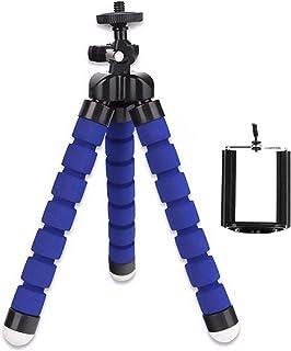 Kyver Ahtapot Tripot Kamera Cep Telefonu Tripodu Stand Çubuğu (Mavi)
