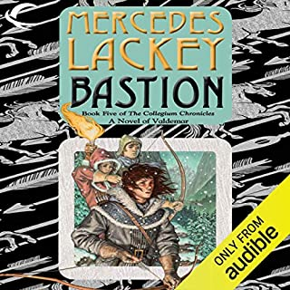 Bastion audiobook cover art