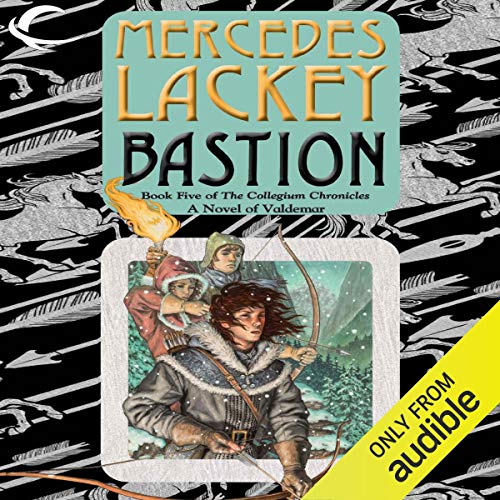 Bastion audiobook cover art