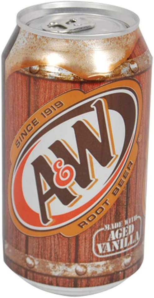 AW Rootbeer Surprise price Animer and price revision Hidden Can Diversion Safe
