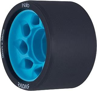 Radar Wheels - Halo - Roller Skate Wheels - 4 Pack of 38mm x 59mm Wheels
