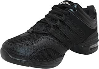 comprar comparacion Yudesun Zapatos Aire Libre Deportes Danza Mujer - Mujeres Lona Cordones Suela de Goma Zapatillas Moda Practicidad Running ...