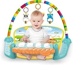 Tapete Atividades Infantil Com Arco e Piano Musical Boy