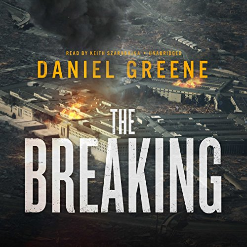 The Breaking cover art