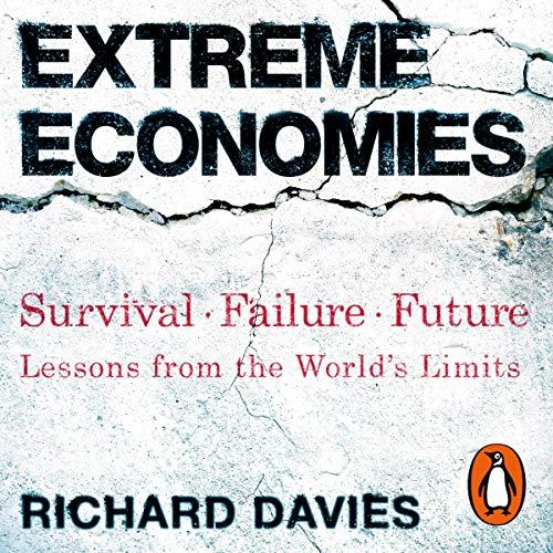 Extreme Economies audiobook cover art