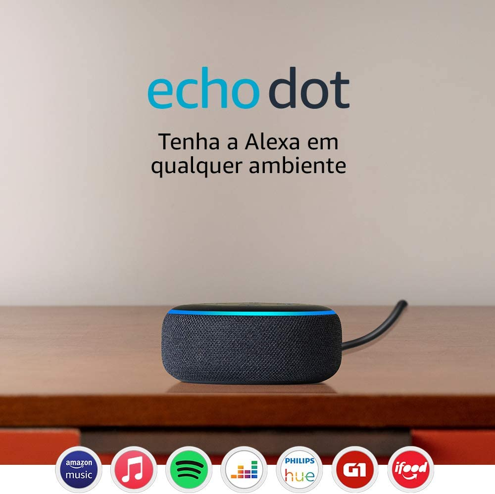 Echo Dot: Smart Speaker Amazon com Alexa