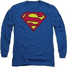 Superman Men's Long Sleeve T Shirt