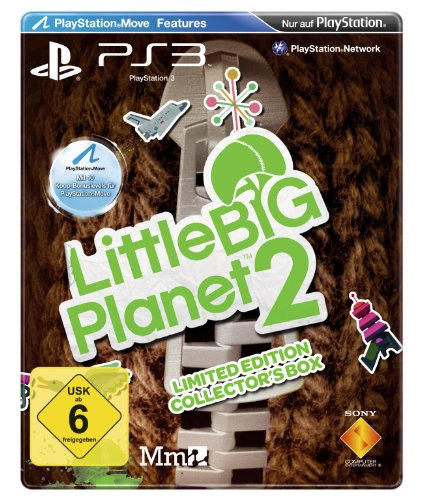 Little Big Planet 2 - Collector's Edition