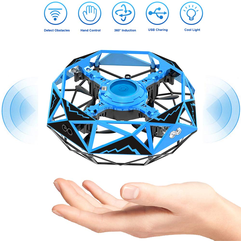 Remoukia Hand Operated Drones Adults