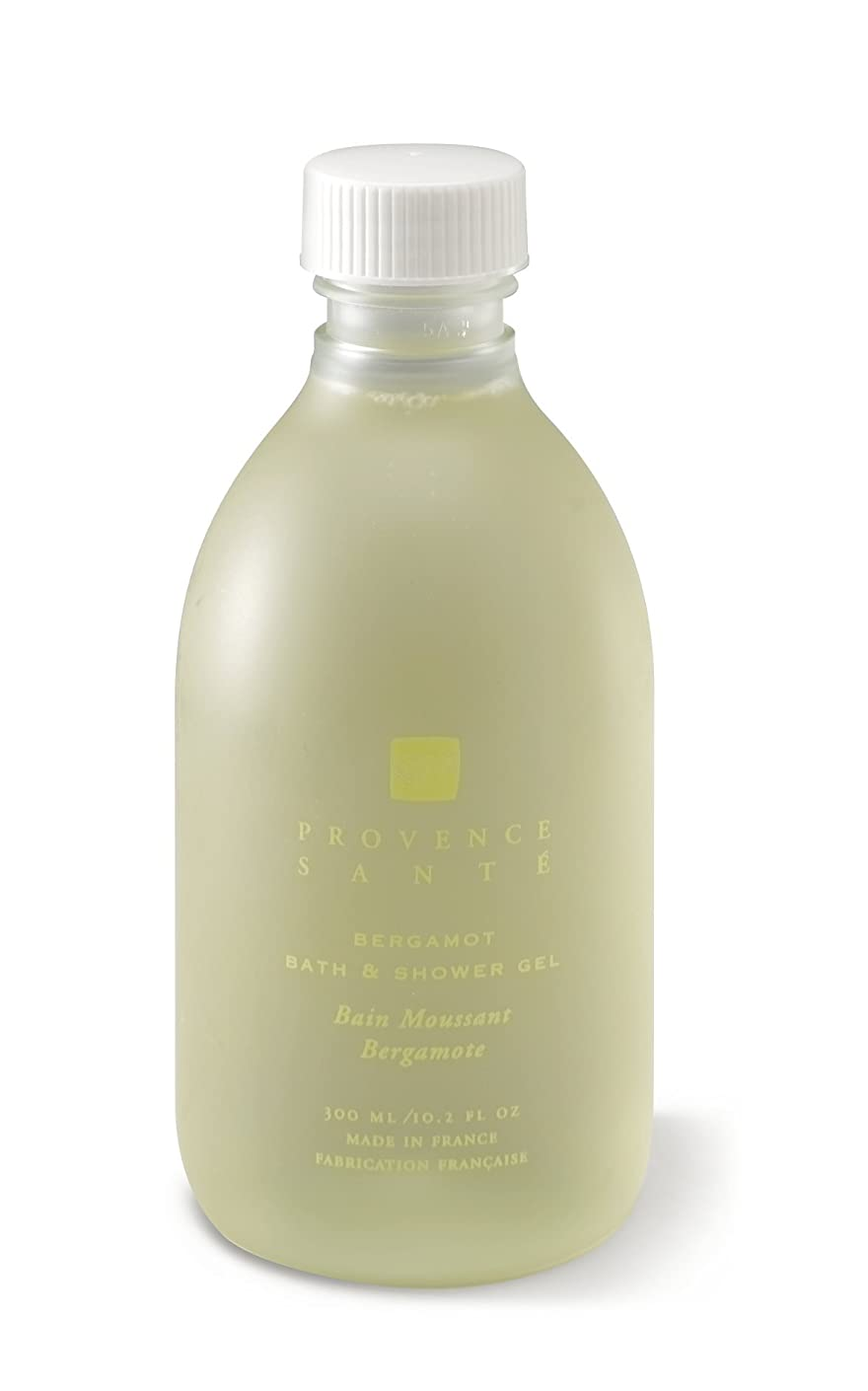 くびれた投獄Provence Sante PS Shower Gel Bergamot, 10.2 Ounces bottle by Provence Sante [並行輸入品]