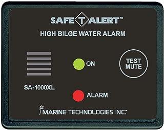 Safe T Alert High Bilge Water Alarm - Surface Mount - Black [SA-1000XL]