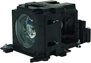 Projector Lamp Assembly with Genuine Original Osram P-VIP Bulb inside. ED-S8240 Hitachi Projector Lamp Replacement