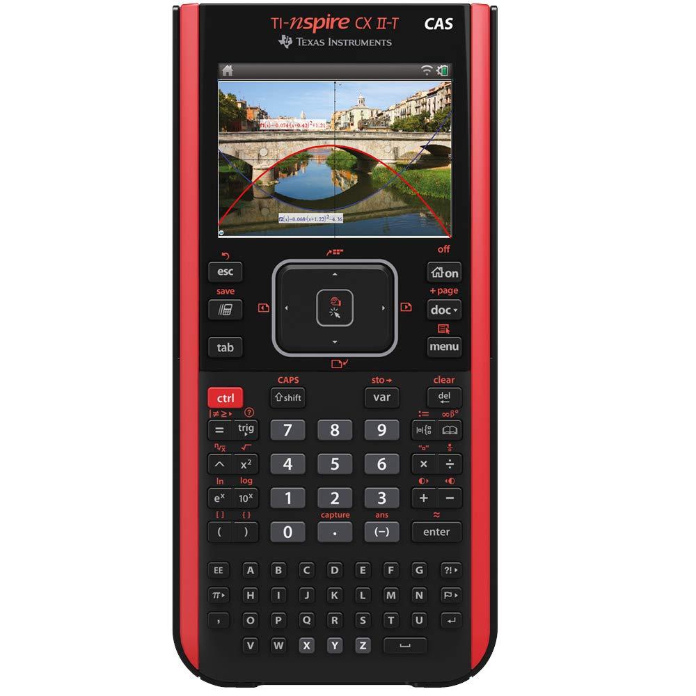 Amazon Com Texas Instruments Instruments Grafikrechner Ti Nspire Cx Ii T Cas Electronics