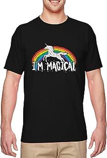 I'm Magical - Rainbow Unicorn Magic Men's T-Shirt