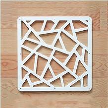 Opknoping scheidingswanden panelen Privacy 12 Piecewall kamerscherm gordijn voor huisdecoratie(Color:2,Size:29x29cm)