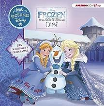 Frozen. Una aventura de Olaf (Mis lecturas Disney): Con pictogramas y actividades
