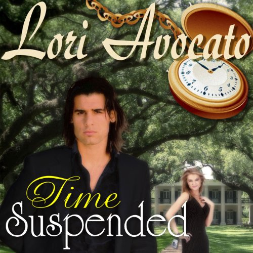 Time Suspended audiobook cover art