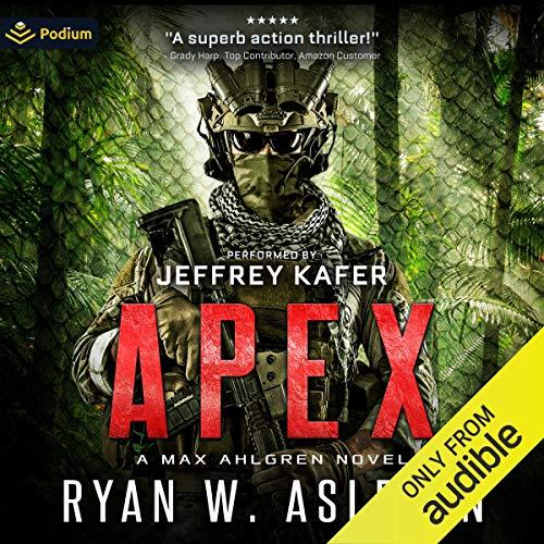 APEX Audiobook By Ryan W. Aslesen cover art