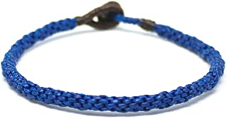 Handmade Thai Woven String Bracelet | Wax Cotton Knot Thread Wristband | Adjustable Unisex Friendship Band for Men and Women