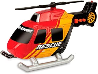 Toystate 34512 State Road Rippers Car Rescue Emergency and Mini Rush & Rescue Helicopter