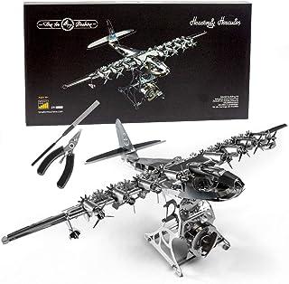 Time for Machine 3D Puzzle: Hercule céleste (avion)