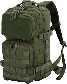 Gibson Sport 20L Tactical Backpack,Military Backpack,Small Army Molle Backpack for Trekking