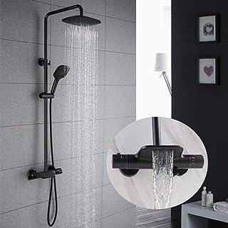 Amazon.es: grifo ducha termostatico negro