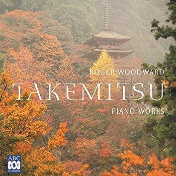 Takemitsu: Piano Works