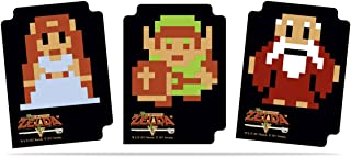 Divider (3 Kinds Each Set of 5) The Legend of Zelda/8 Bit