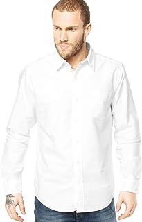 Camisa manga Longa Timberland Branca