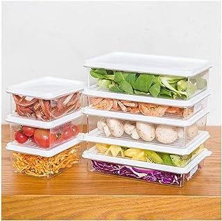1 Pcs Accueil plastique alimentaire Boîte de rangement Grain Container Cuisine Cuisine Organisateur Organisateur alimentai...