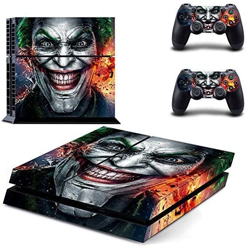 PS4 skin joker vinyl decal cover for n two Max 62% OFF co playstation Sony Elegant 4