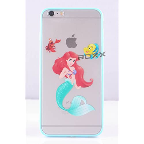new products 3458e 49cd9 Little Mermaid Iphone 6s Case: Amazon.com