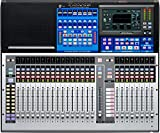 Fully recallable, 24-channel digital mixing console 32 total inputs, including 24 input channels with recallable XMAX preamps 25 touch-sensitive, motorized faders 16 Flex mixes and four dedicated subgroups Intuitive interface, customizable workflow
