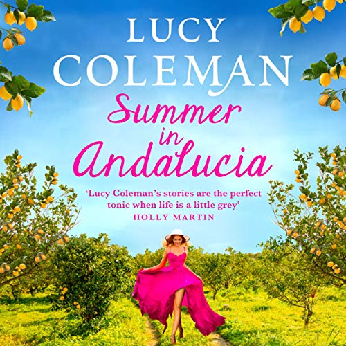 Summer in Andalucía cover art