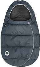 Bébé Confort - Saco de dormir acolchado para bebé, saco de invierno para bebé de 0 a 12 meses, color grafito