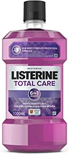 Listerine Mouthwash Total Care, 1000ml