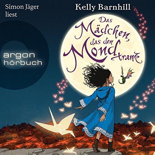 Das Mädchen, das den Mond trank audiobook cover art