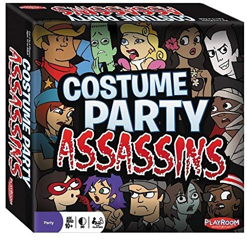 Playroom Entertainment Costume Party Assassins