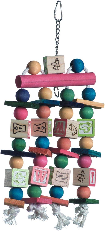 Super Bird Creations 15von 6Katy 's ABCs-Vogel Spielzeug, gro