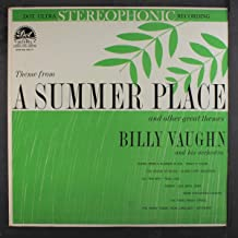 theme from a summer place LP