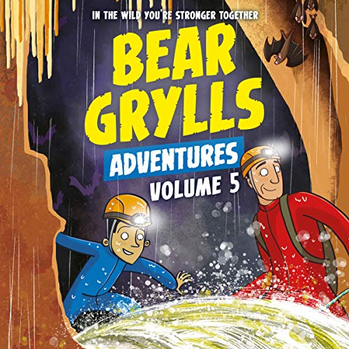 Bear Grylls Adventures Volume 5 Titelbild