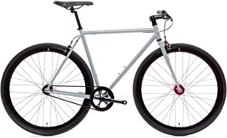 Pigeon Core-Line State Bicycle | Fixie Single Sped Fixed Gear Bike - Pigeon (Grey) Small (50 cm)