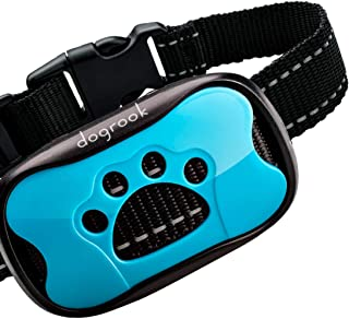 DogRook Rechargeable Bark Collar – Humane, No Shock Training – Action Without..