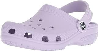 Crocs Kids' Classic Clog, Lavender, 5 M US Toddler
