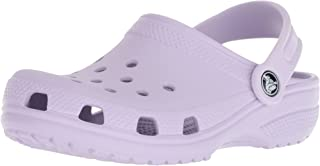 Crocs Kids' Classic Clog, Lavender, 6 M US Toddler